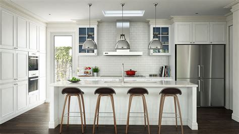 Kitchen Without Overhead Cupboards by Aberfeldie Project Review Destination Living