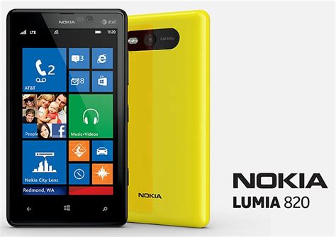 nokia lumia 820 review nokia lumia 820 review and specs tech knol