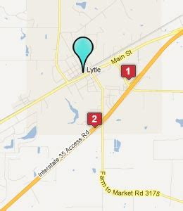 lytle texas map lytle texas hotels motels see all discounts