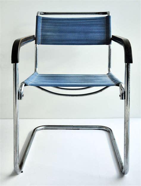 marcel breuer armchair marcel breuer tubular steel armchair for thonet bauhaus