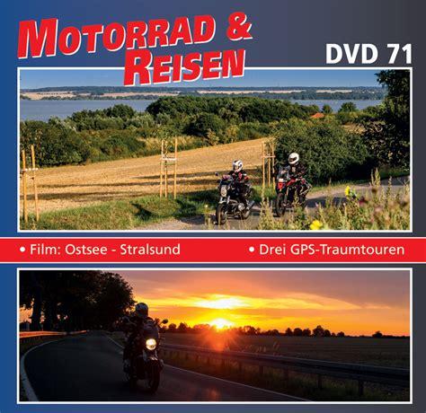 Motorrad Reisen motorrad reisen shop heft dvds