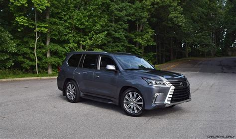 lexus 570 car 2016 2016 lexus lx570 road test review sport plus drive