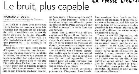 Lettre D Opinion Exemple Exemple De Texte D Opinion