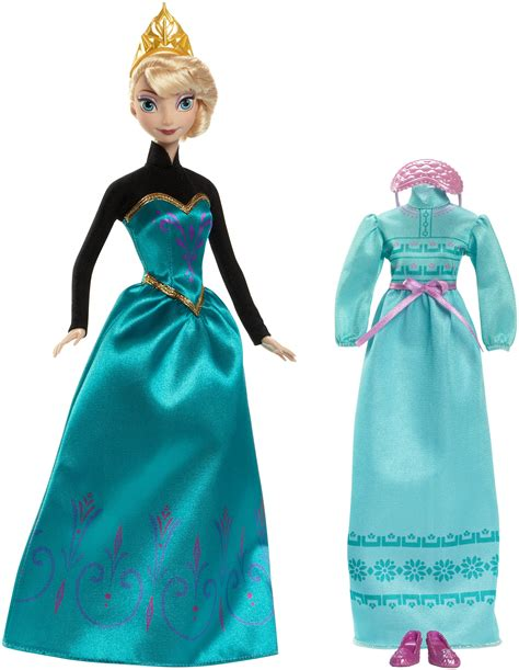 what is a frozen doll disney frozen coronation day elsa doll ebay