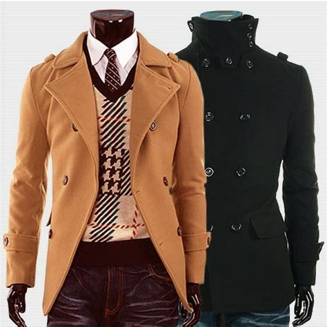 casual coats for men fashion style trends 2017