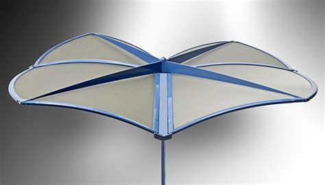 Landscape Forms Umbrella Shade 35 Modern Umbrella Shapes The Future Of Outdoor