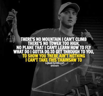 Eminem Quotes Inspirational Quotes By Eminem Quotesgram