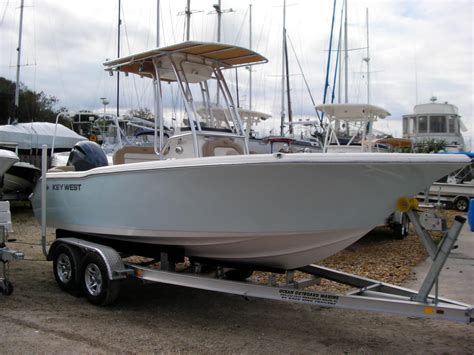 fishing boat for sale no motor key west 203fs boats for sale boats