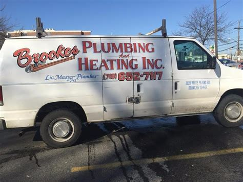 Houston Plumbing And Heating by L Brookes Plumbing And Heating In Bronx Ny 10467