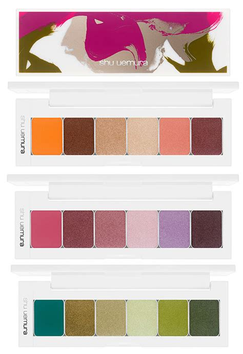 Product Find Shu Uemura Fall Collection by Shu Uemura Brave Fall 2014 Collection