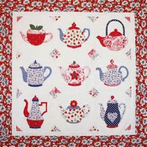 17 best images about teacup teapot quilts on