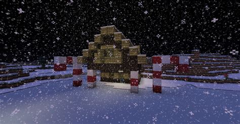 minecraft christmas house santa christmas house minecraft project