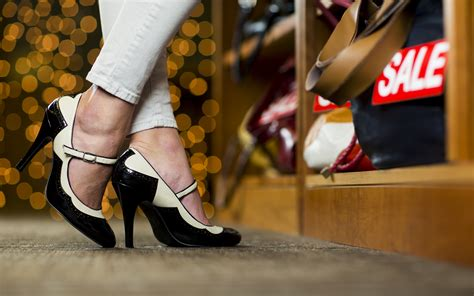 shop for high heels wearing high heels can change the way you shop