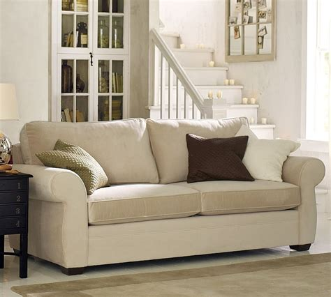 pottery barn pearce sofa furniture ideas