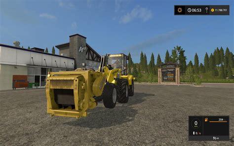 header carrier v1 for ls17 farming simulator 2017 mod