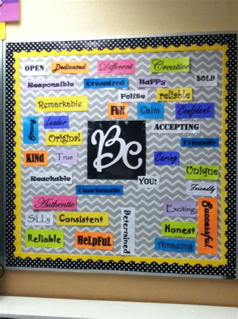 creative bulletin board ideas  kids