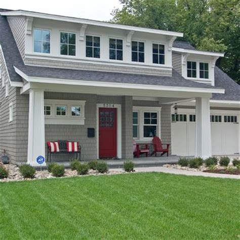 Bungalow Shed Dormer Interior Dormers Design Ideas Pictures Remodel And