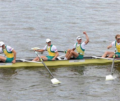 rowing boats australia australian olympic committee rowing