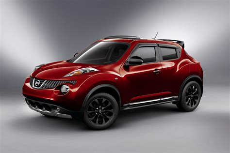 Nissan Juke Edition 2013 Nissan Juke Gets New Midnight Edition Package