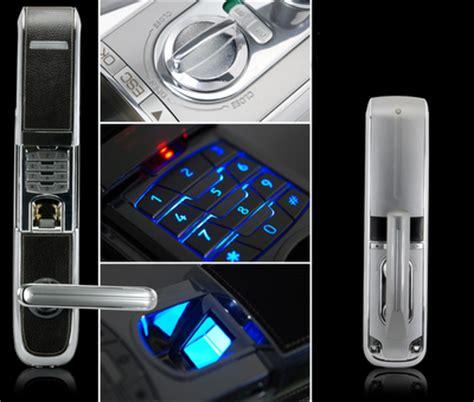 apertura porta con impronta digitale serratura biometrica maniglia apertura impronta digitale