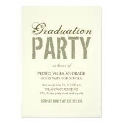 high school graduation invitations announcements zazzle canada