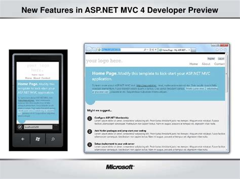 magazine management website an asp net mvc 4 sle whats new in aspnet 4 and visual web developer autos post