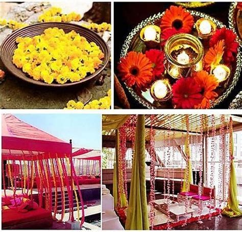 Indian Wedding Concept by Indian Wedding Ceremony Decorations Concept Photo Indian