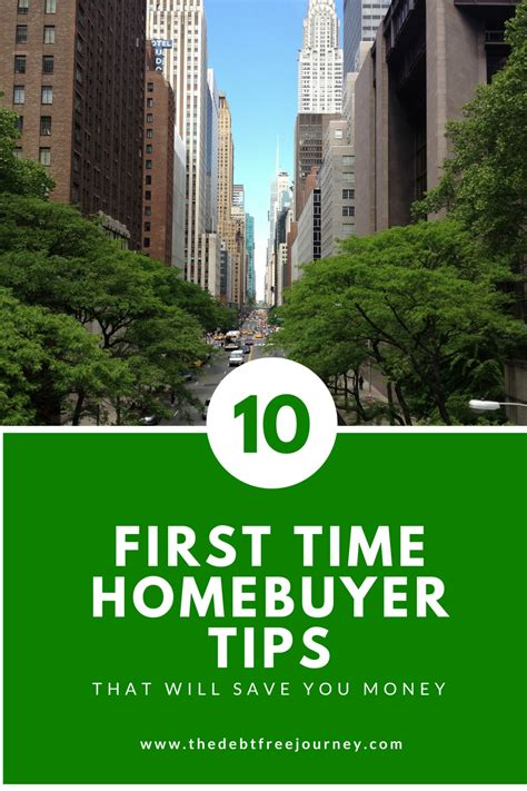 10 time home buyer tips that will save you money