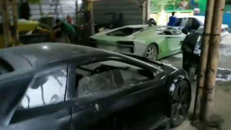 Lamborghini 9 Made by Amazing Lamborghini Made In Indonesia Replica