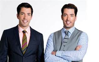 jonathan and drew showbiz analysis with the property brothers