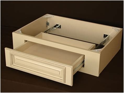 toscana walnut rta vanity knee drawer vkd30