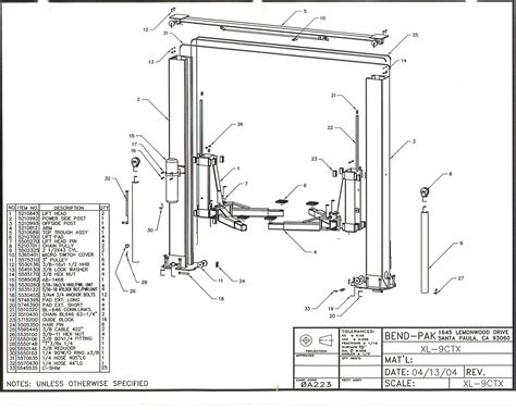 challenger lift wiring diagram get free image about