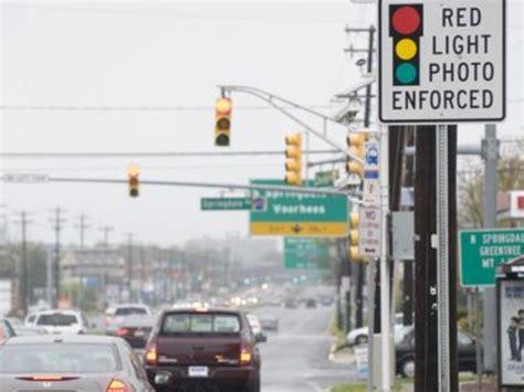 Traffic Cameras Shut Off In New Jersey Nj Lights