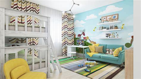 Decoration De Chambre D Enfant by 15 Id 233 Es Pour D 233 Corer Les Murs D Une Chambre D Enfant