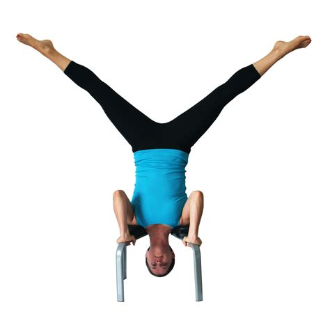 yoga bench yoga headstand bench for neck cervical spine traction