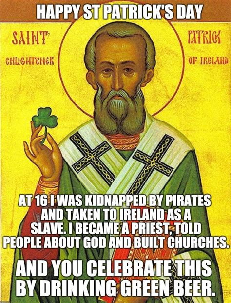 St Patrick S Meme - churchmem es this isn t as easy as it looks