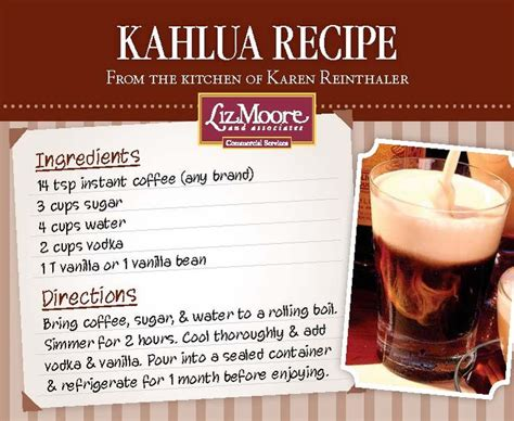 3 cocktails to make with homemade kahlua the make your home made kahlua drinks pinterest