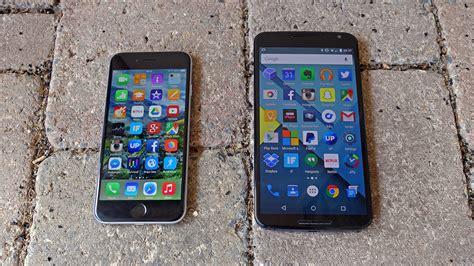 ios for android ios vs android the 2015 edition gizmodo australia