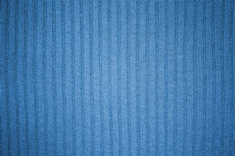 Knit Blue by Light Blue Ribbed Knit Fabric Texture Picture Free