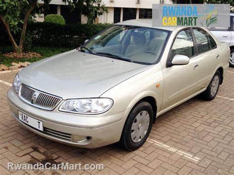 nissan sunny 2004 used nissan luxury sedan 2002 2004 nissan sunny rwanda