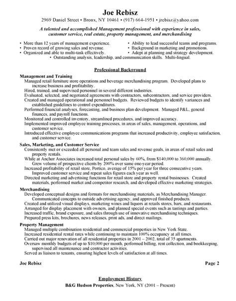 resume retail manager resume exles retail manager resume sle retail manager resume