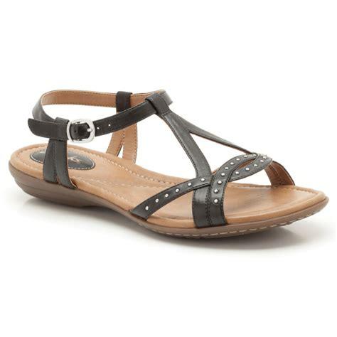 clarks black sandals clarks roya black leather sandal