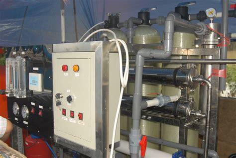 Alat Test Air Minum alat pengolah air banjir layak minum lembaga ilmu pengetahuan indonesia