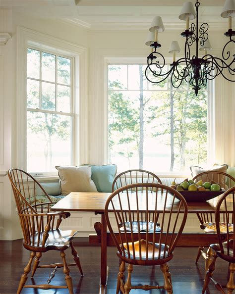 Breakfast Nook Chandelier Breakfast Nook Chandelier Dining Room Style With Crown Molding Window Seat Window Seat