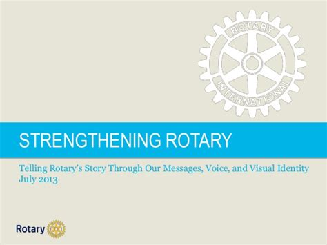 Rotary Presentation Template Bellacoola Co Rotary Club Strategic Plan Template