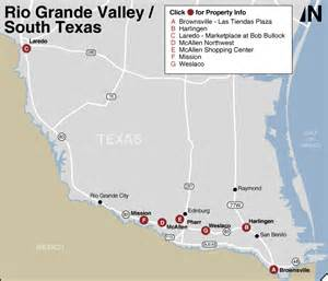 map of grande valley valley map