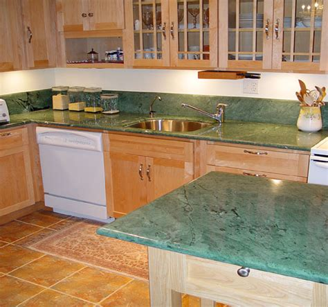 green countertop kitchen marble and marble countertops for the kitchen home