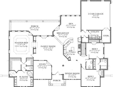 3000 Sq Ft House Plans by 3000 Square Feet 4 Bedrooms 3 189 Batrooms 2 Parking Space