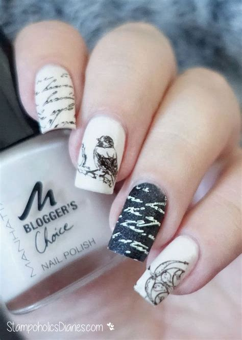 Vintage Nail Designs 25 best ideas about vintage nails on floral