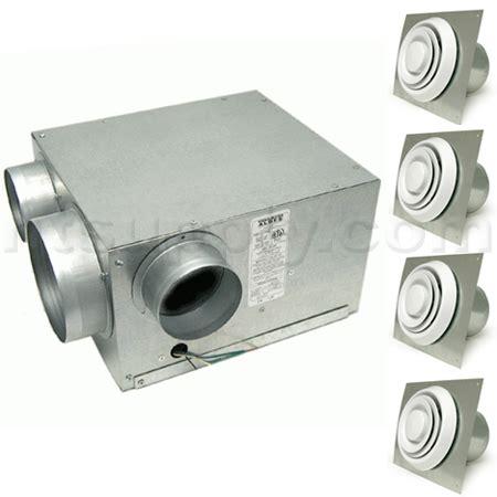 Bathroom Ceiling Fan Kit Buy Aldes Bath Fan Kit With Multi Port Exhaust Fan And 4